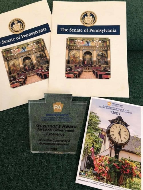 2019 Governor's Award for Local Government Excellence